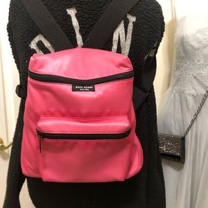 Kate spade cute backpack good conditions